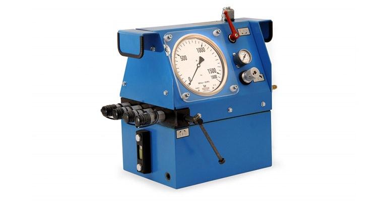 1500 Bar Air Hydraulic Test Pumps