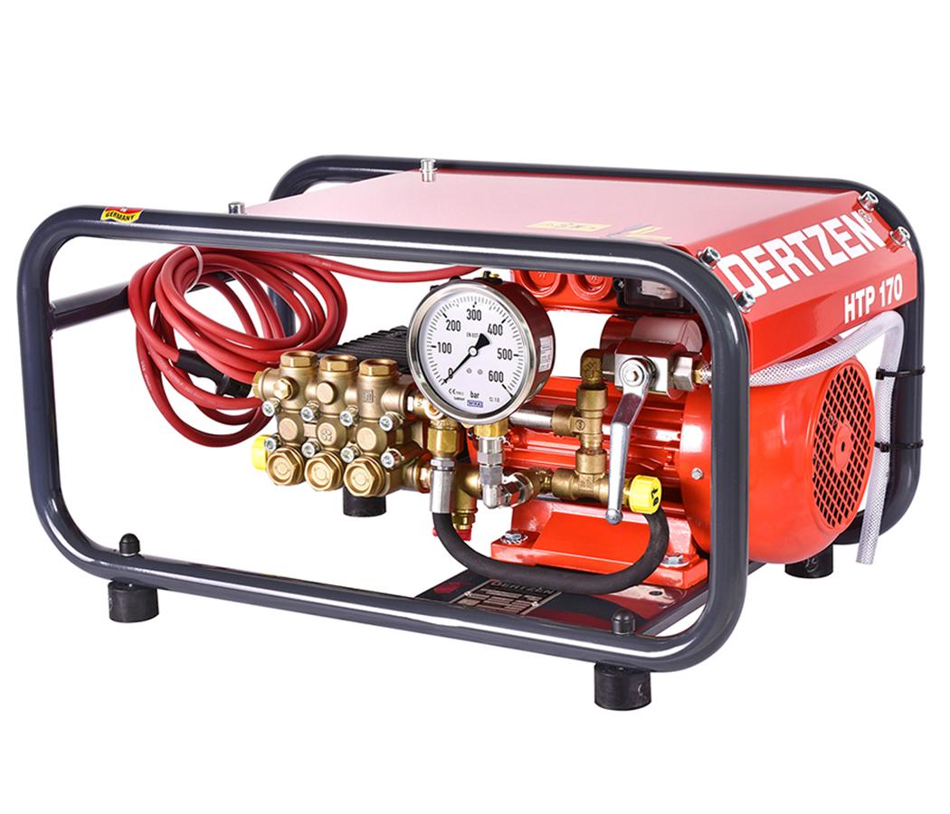 145 Bar Hydrostatic Test Pump Oertzen HTP-170