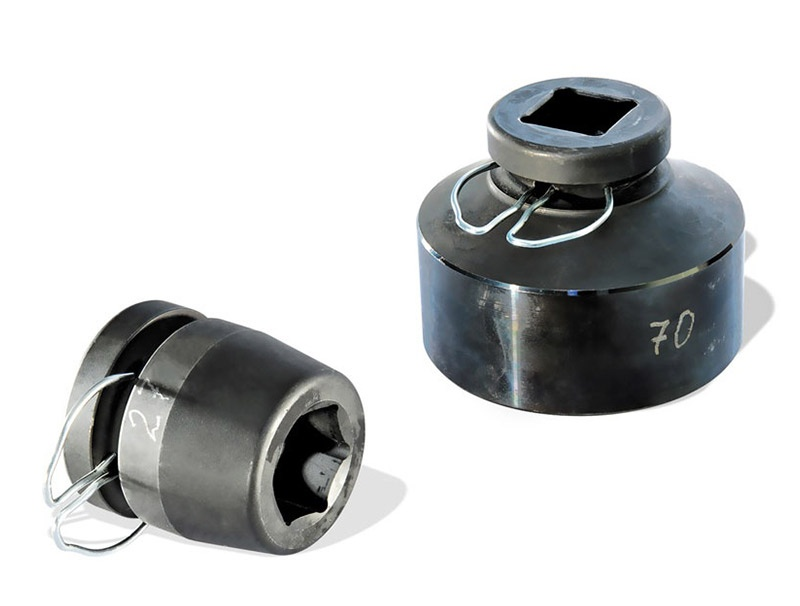 "2½"" Inches Heavy Duty Square Drive Impact Sockets"