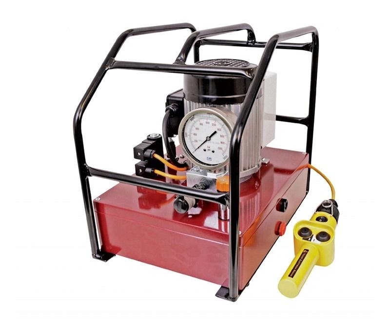2000 Bar Electric Driven Hydraulic Test Pump