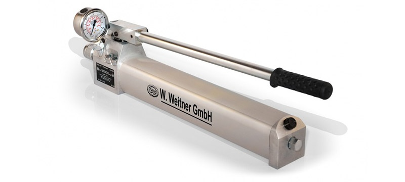 Double Speed Hydraulic Hand Pumps