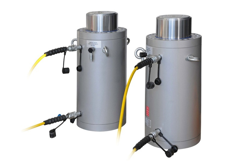 DWZ Double Acting Hydraulic Jacks