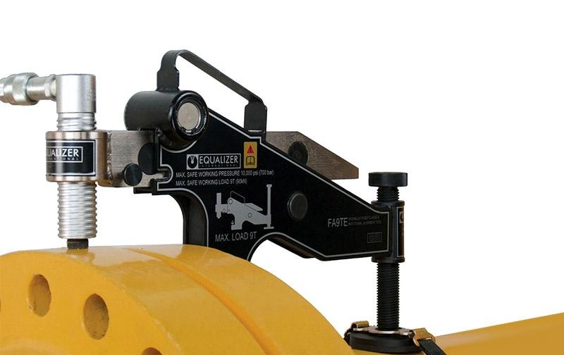 FA9TE Hydraulic Flange Alignment Tool