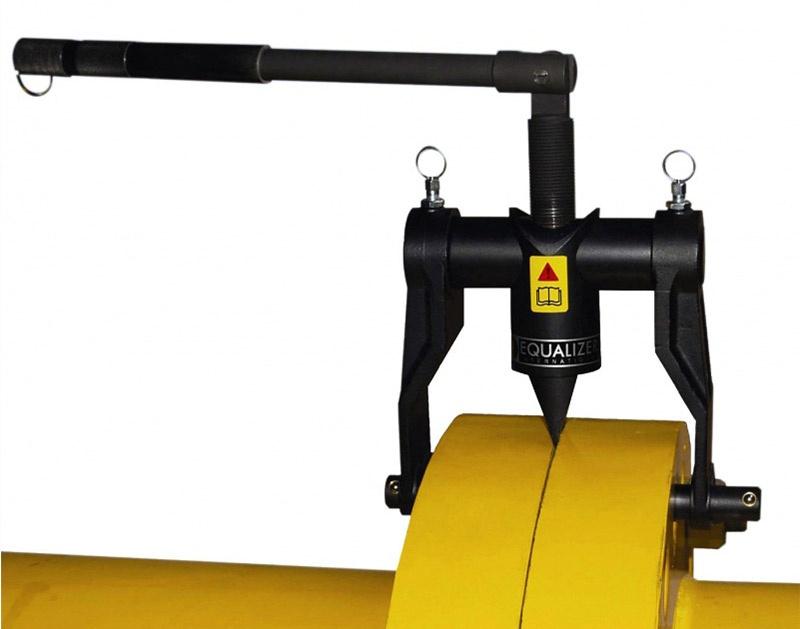 MG7TM - 7 Ton Mini Gap Mechanical Flange Spreader