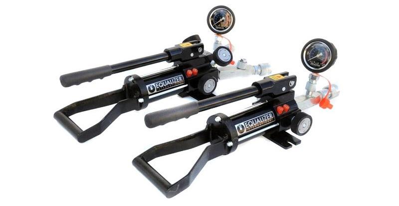 700 Bar Sealed Hydraulic Hand Pumps