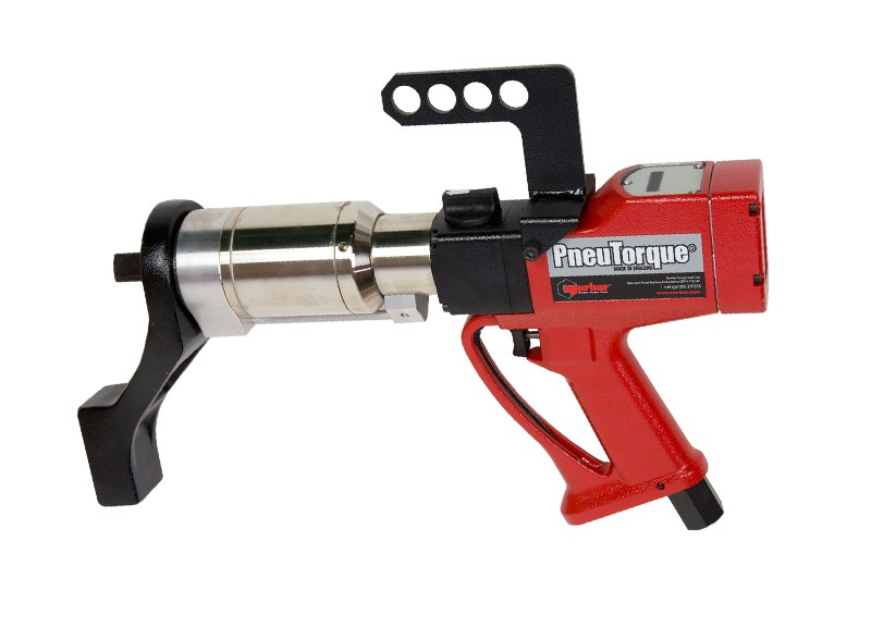 External Control Pneumatic Torque Wrenches