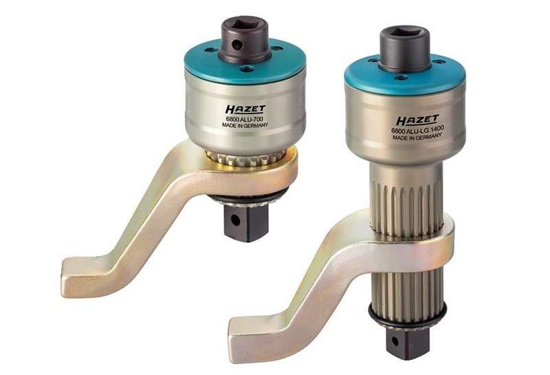 Hazet Aluminum Torque Multipliers