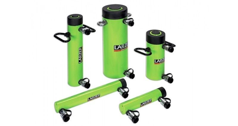 LARZEP Double Acting Hydraulic Jacks