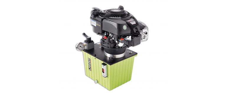 Larzep 700 Bar Gasoline Driven Power Pack