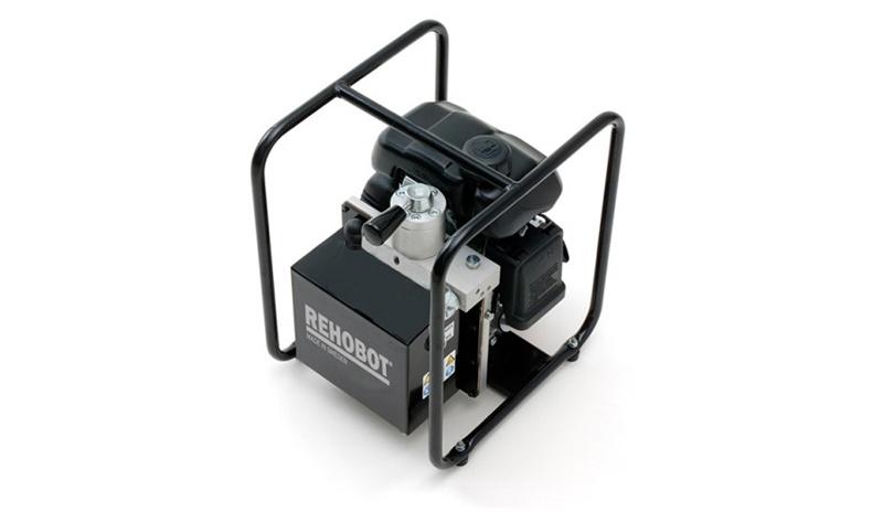 Rehobot Petrol Powered Hydraulic Power Packs
