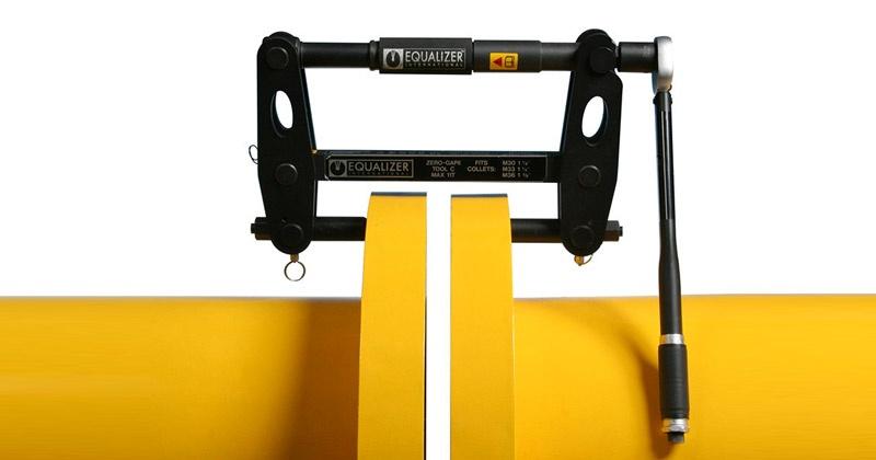 SG4TM - 3.7 Ton Secure Grip Mechanical Flange Spreader