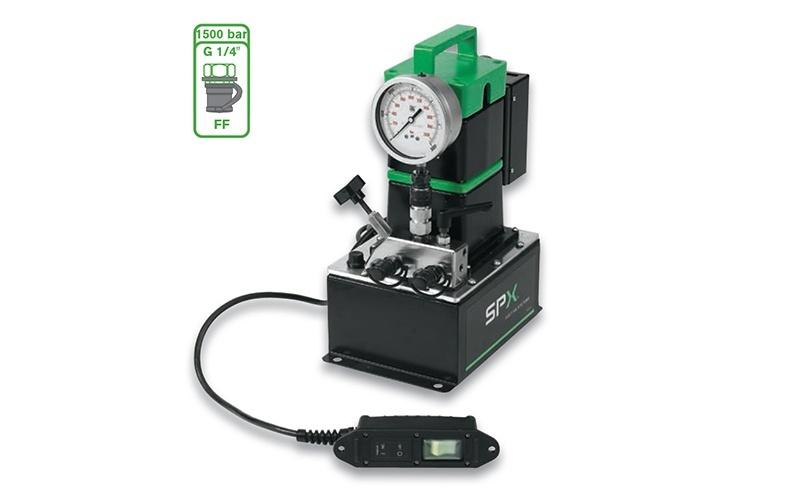 SPX 1500 Bar Hydraulic Test Pump