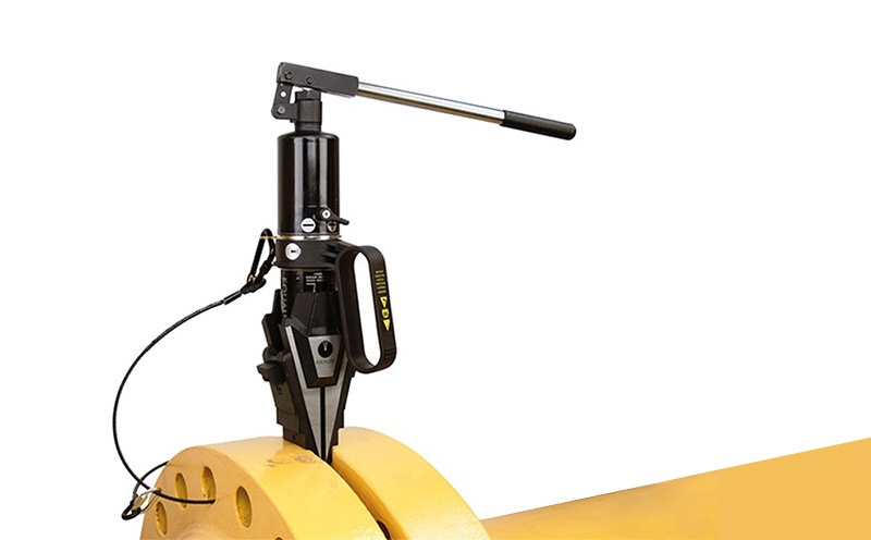 SWi20/25TI - 25 Ton Hydraulic Flange Spreader