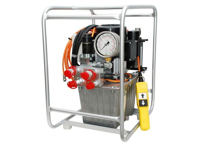 Mini Hydraulic Torque Pump - Hydraulic Torque Wrench Pump