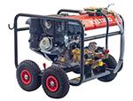 250 Bar Hydrostatic Test Pump Oertzen HTP-250-M