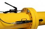 SG18TE - 18 Ton Secure Grip Inline Hydraulic Flange Spreader
