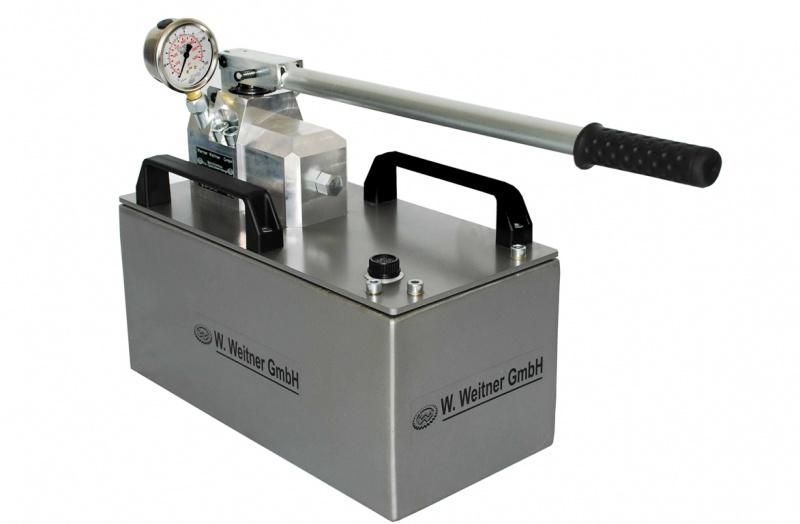 Hydraulic Hand Pump : High flow hydraulic hand pumps