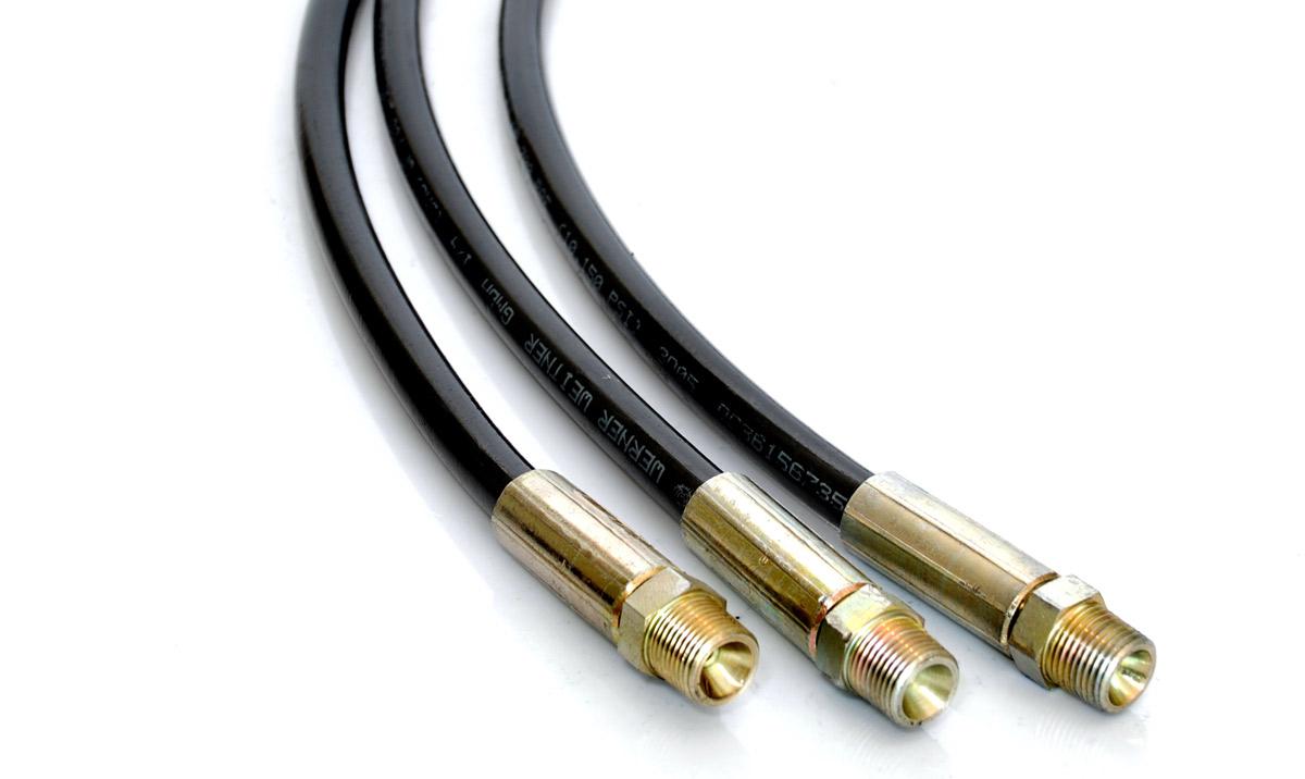 High Pressure Hydraulics : Bar high pressure hydraulic hose