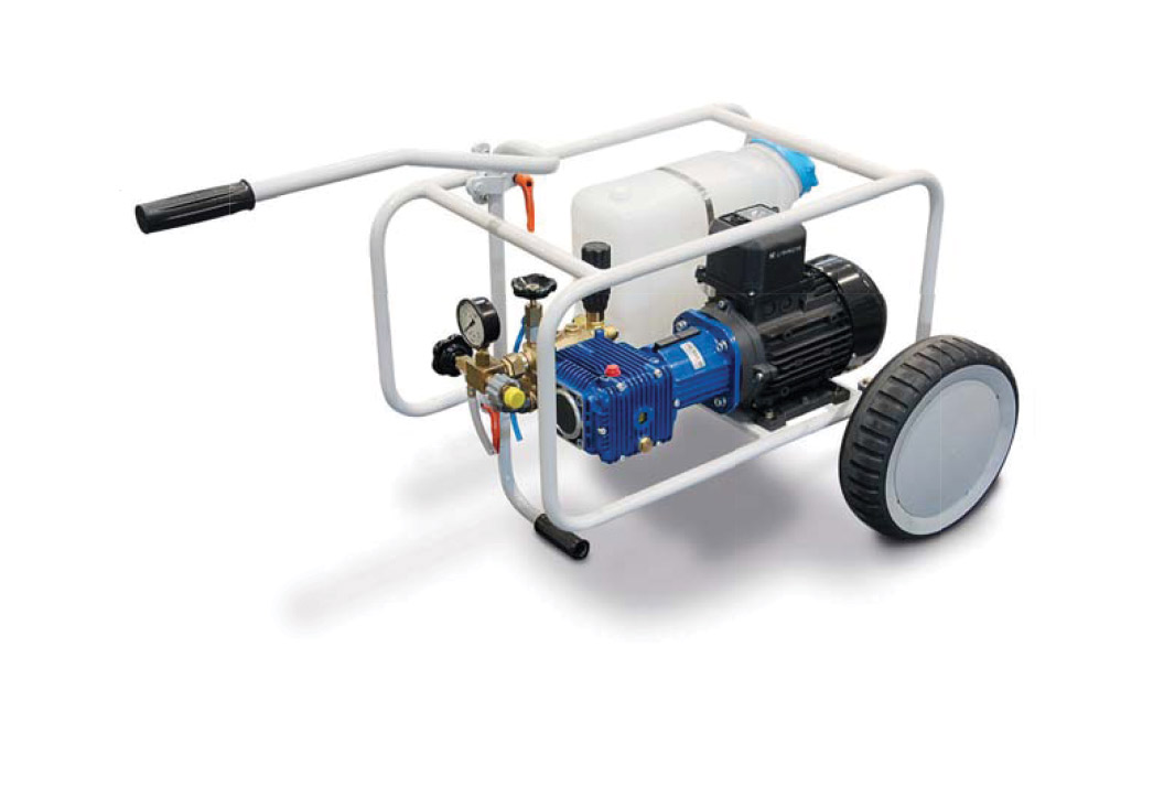 Uraca Electrically Hydrotest Pumps Hydrotest Water Pumps