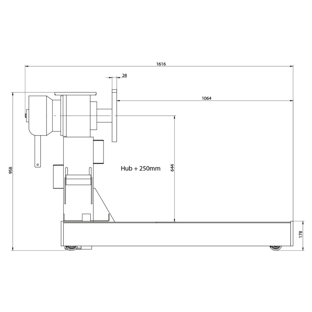 HV-1500-engine-stand-drawing-2