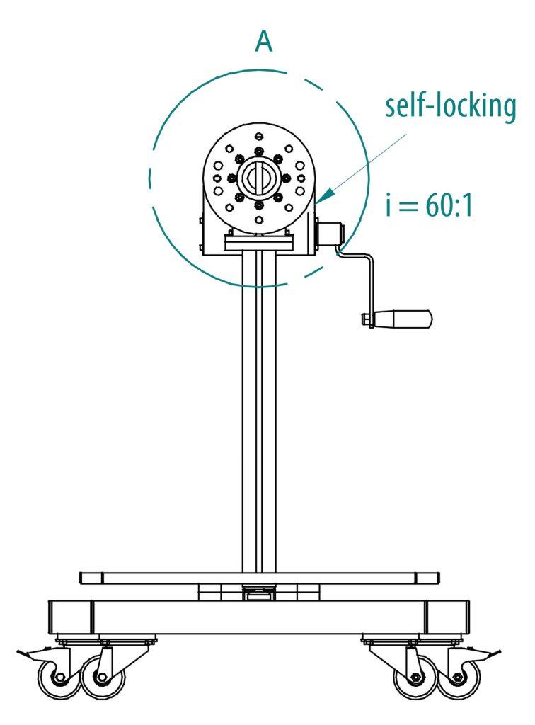 ww mg 500 engine repair stand engine repair stands rh surkontools com Moen Faucet Repair Diagram Architectural Drawing